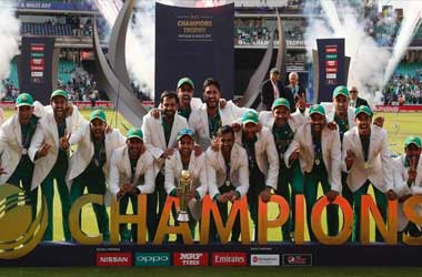 Pakistan Embarrass Holders India To Win ICC Champions Trophy