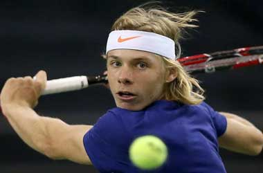 Teen Sensation Denis Shapovalov Continues To Advance In The U.S Open