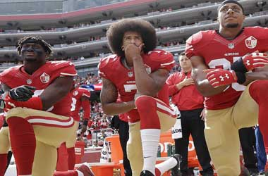 NFL Hit With Collusion Grievance Lawsuit From Colin Kaepernick