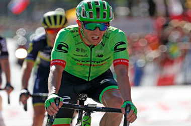 Michael Woods Puts In A Good Performance At Spanish Vuelta