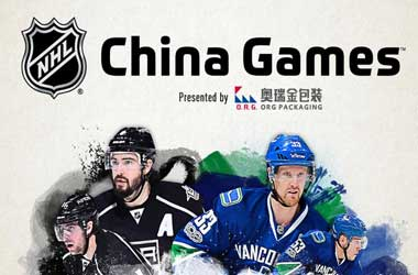 Vancouver Canucks & L.A Kings To Play In China As Part Of NHL Promotion