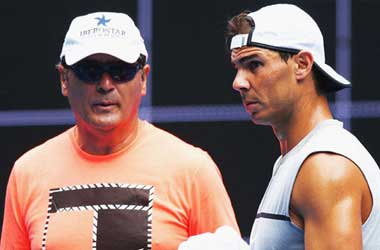 Rafael – Toni Nadal Partnership Ends On A High Note With U.S Open Title