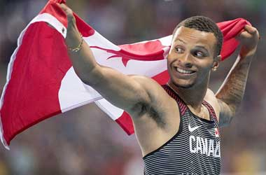 Andre De Grasse Sets His Sights On Canadian 100m Record