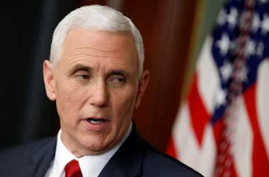 US VP Pence Walks Out Of NFL Game After Players Kneel During Anthem