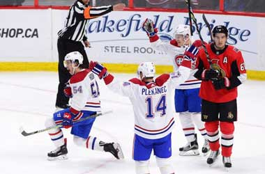 Canadiens Embarrass Senators In Front Of Their Home Crowd