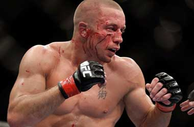 GSP Surrenders UFC Middleweight Belt After Being Diagnosed With Colitis