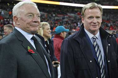 Cowboys Owner Could Sue The NFL If Goodell Gets Extension