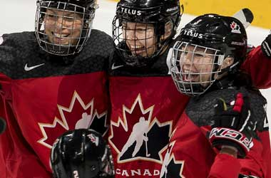 Canada Beats USA Women's Hockey Team Before Winter Olympics