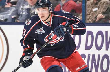 Cam Atkinson Out 4-6 weeks Due To Foot fracture