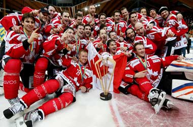 Canada Spengler Cup Champions 2017