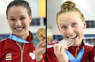 Olympic Swimmers Van Landeghem & Bouchard Announce Retirement