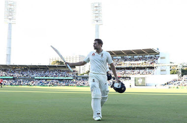 The Ashes: England's Dawid Malan takes time to reflect on maiden test century