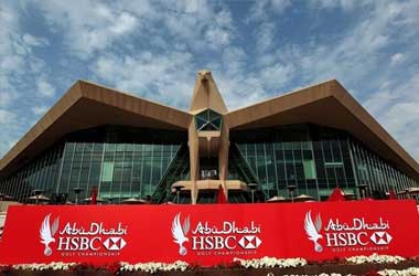 Countdown To The HSBC Abu Dhabi Championship Begins
