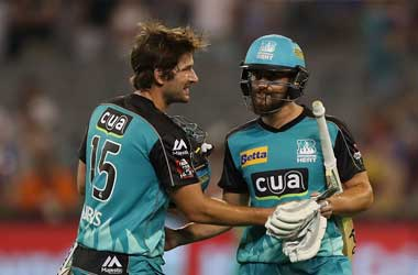 Brisbane Heat Takes Win over Sydney Thunder in the Big Bash League