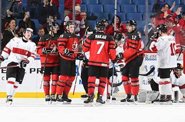 World juniors: Canada Takes the Win Against the Swiss – Heads to the Semis