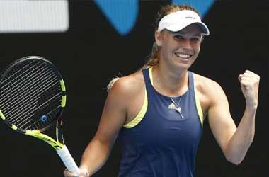 Caroline Wozniacki Reaches The Quarterfinals at Australian Open