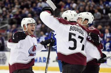 Avalanche Bring Winning Streak To 10 as Maple Leafs Lose 5 In A Row
