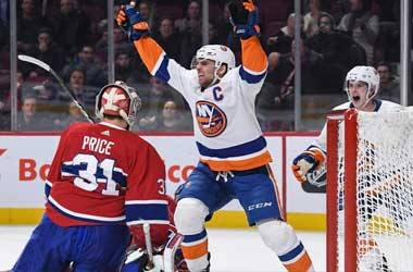Montreal Canadiens Lose In Overtime To New York Islanders 5-4