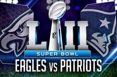 Early Odds Put Patriots Ahead Of The Eagles In Super Bowl LII