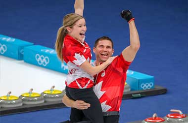John Morris and Kaitlyn Lawes win gold in mixed doubles curling