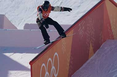 Max Parrot in action at PyeongChang 2018