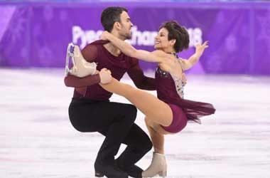 Radford and Duhamel Bring Home Bronze in Olympic Pairs Free Skate Competition