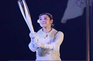 Yuna Kim officially Opens the Pyeongchang 2018 Winter Olympics