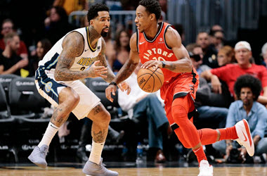 Raptors Take Win and Beat the Nuggets 114-110