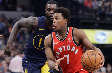 Toronto Raptors Extend Winning Streak to 10 with Win Against the Pacers