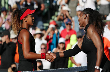 Serena Williams Eliminated from Miami Open in First Round