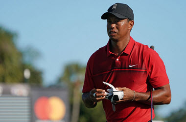 Tiger Woods on the Hunt to win the Valspar Championship