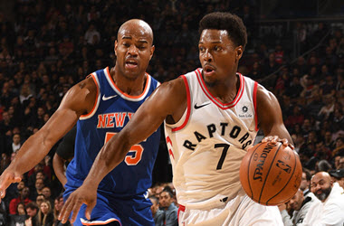 Toronto Raptors Get Win 54 against the Brooklyn Nets