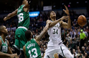 Celtics Beat The Bucks and Advance to Face the 76's