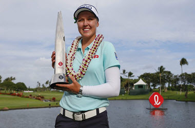 Brooke Henderson Earns 6th LPGA Title at Lotte Championship