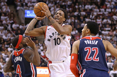 Toronto Raptors Take 2-0 Lead in Series
