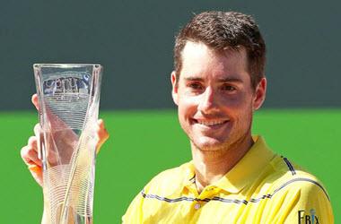 John Isner Wins Men's Miami Open Final Beating Alexander Zverev in Three Sets