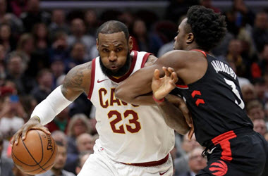 Cleveland Cavaliers Beat The Raptors 112-106 in Game that Rings Playoff Bells