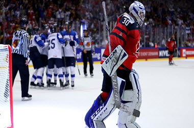 Canada Loses To Finland at Ice Hockey Worlds