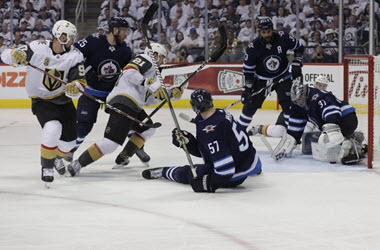 Golden Knights Win Game 3 – Lead Series 2-1