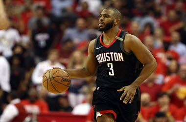 Chris Paul Out With Hamstring Injury for Game 6