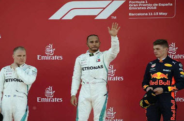 Lewis Hamilton Wins Spanish Grand Prix – Leads Points Race