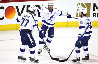 Tampa Bay Come From Behind – Series Now Tied 2-2