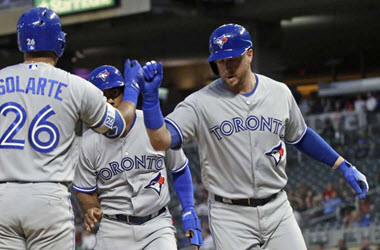Toronto Blue Jays Take 7-5 Win against the Twins