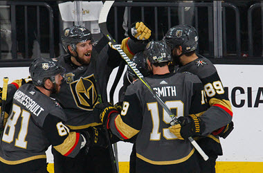 Vegas Knights Win Game 1 – 3 Away from Making History