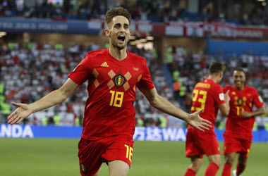 Belgium Tops England 1-0 in Final Group Stage Match