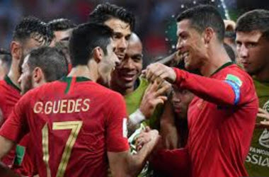 Portugal and Spain Tie 3-3 – Ronaldo Scores Hat Trick