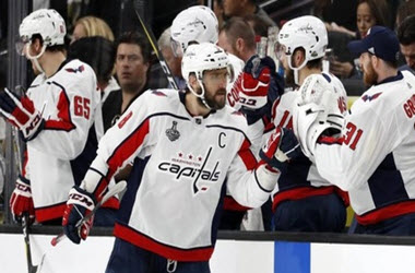Capitals Win Game 3 in Stanley Cup Finals