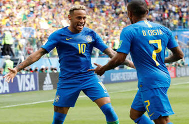 Brazil Defeats Costa Rica 2-0 in Friday World Cup Action