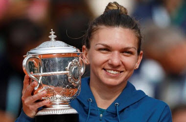 Simona Halep Wins French Open After Defeating Sloane Stephens