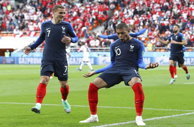 Peru Eliminated after Losing to France 1-0
